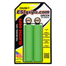 ESI Extra Chunky Grips - Green