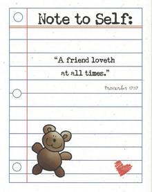 A Friend Loveth