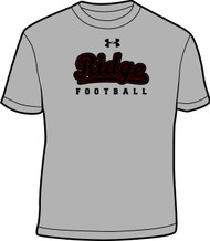 MOUNTAIN RIDGE UNDER ARMOUR SHORT SLEEVE TEE