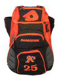 ATHLETICS DEMARINI VOODOO PARADOX BACKPACK WITH LOGO