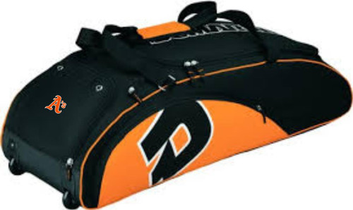 DeMarini D-Team Wheeled Bag w/ Logo