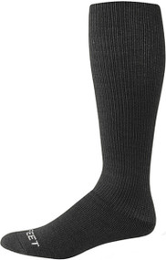 ATHLETICS BLACK SOCKS