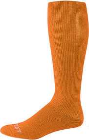 ATHLETICS ORANGE SOCKS