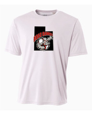 UTAH ROAD DAWGS ADULT DRIFIT LOGO SHIRT