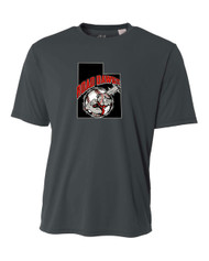 UTAH ROAD DAWGS YOUTH DRIFIT LOGO SHIRT