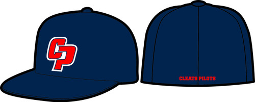 Navy Front and Back