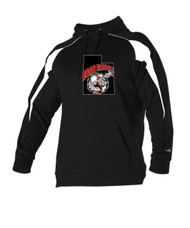 UTAH ROAD DAWGS ADULT GAME DAY FLEECE HOODIE