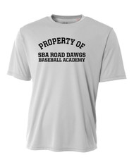 UTAH ROAD DAWGS ADULT PROPERTY OF DRIFIT SHIRT