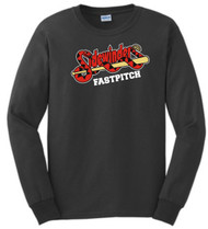 SIDEWINDERS YOUTH LONG SLEEVE DRIFIT SHIRT WITH LOGO