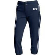 AZ OUTLAWS NAVY INTENSITY LOW RISE PANTS