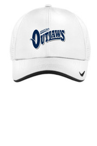 AZ OUTLAWS NIKE HAT WITH LOGO AND NUMBER