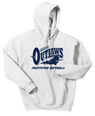 AZ OUTLAWS YOUTH HOODED FAN SWEATSHIRT