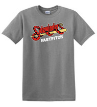 SIDEWINDERS YOUTH DRIFIT SHIRT WITH LOGO