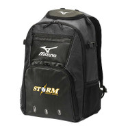 STORM BACKPACK WITH LOGO AND NUMBER