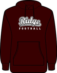 MOUNTAIN RIDGE ADULT HOODED SWEATSHIRT