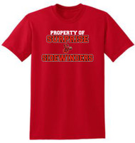 SIDEWINDERS YOUTH PROPERTY OF TEE