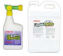 Liquid Thrive 32 ounce RTS / 2.5 gallon refill combo
