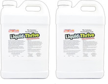Liquid Thrive - Case - Two  2.5 Gallon Refill Bottles