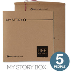 LIFE: My Story Box (5 Participants)