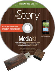 The Story Guide Media Kit