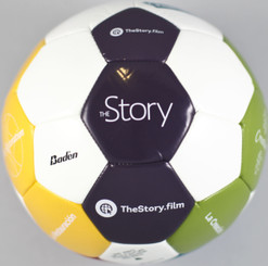 The Story Soccer Ball