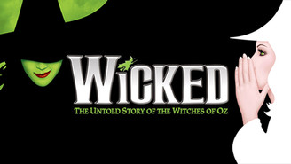Wicked- Broadway Play Ticket (Tuesday, July 18th)
