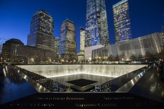 9/11 Memorial Museum (Thursday, July 26th)