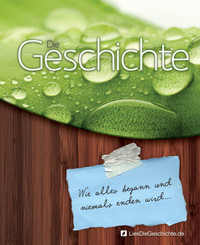 The Story Booklet 20-Pack (German)