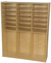 WD990343 Cubby Locker