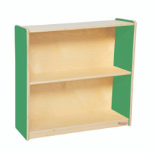 "WD12930G Green Apple™ Bookshelf, 29-1/16""H"