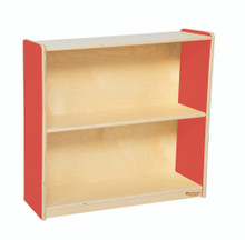 "WD12930R Strawberry Red™ Bookshelf, 29-1/16""H"