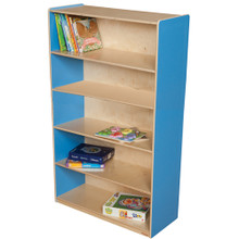 "WD12960B Blueberry™ Bookshelf, 60""H"