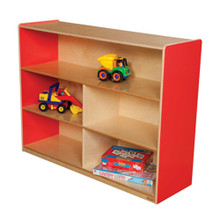 "WD13630R Strawberry Red™ Versatile Storage Unit, 38""H"