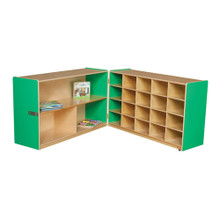 WD14639G Green Apple™ Half & Half Storage without Trays