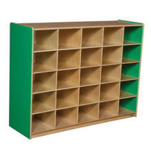 WD16009G Green Apple™ 25 Tray Storage without Trays