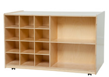 WD16509 Shelving Storage without Trays