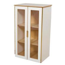 WD20785WHT My Cottage Hutch in White