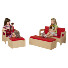 WD31680 Children's Furniture Set of 4