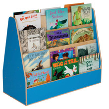 WD34200B Blueberry™ Double Sided Book Display