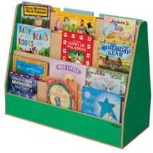 WD34200G Green Apple™ Double Sided Book Display