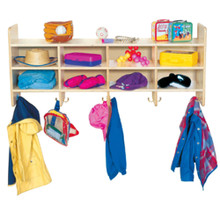 WD51708 8 Section Wall Hanging Storage