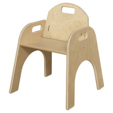 "WD80130 Woodie, 13"" Seat Height, Packed (1) Per Carton"