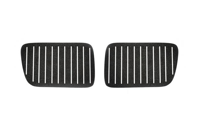 Hard Motorsport BMW E36 Kidney Grill Aero Plates Profile