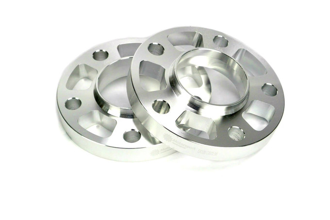 20mm 5×120 72.6cb Spacers Hubcentric with Shank  TRAKLITE spacer Shown