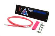 Hard Motorsport Battery Disconnect Kill Switch Kit for BMW E36 Full Kit