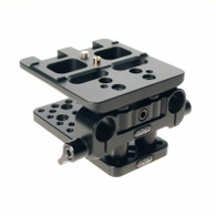 BLACKMAGIC CINEMA SINGLE QUAD BASEPLATE
