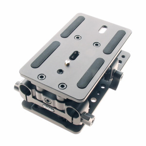 Top view Sony PMW-F3 baseplate