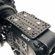 Sony PXW-FS7 Top Mount Cheese Plate Full