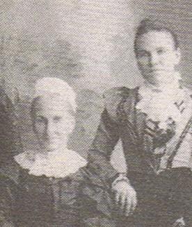 Lucy-Morphett (left)-Eliza-Edwards (right) Clarendon
