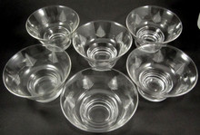 Stuart Crystal Woodchester sweets dishes
